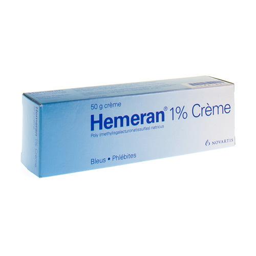 Hemeran Creme 1% (50 Grammes)