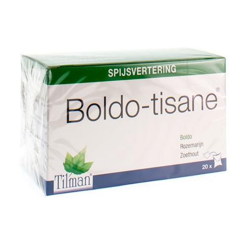 Boldo Kruidenthee Spijsvertering 20Filt
