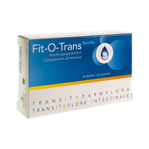 Fit-O-Trans Nutritic (54 Comprimes)