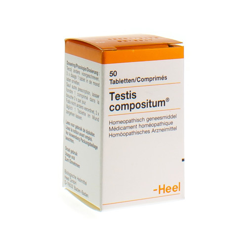 Testis Compositum (50 Tabletten)