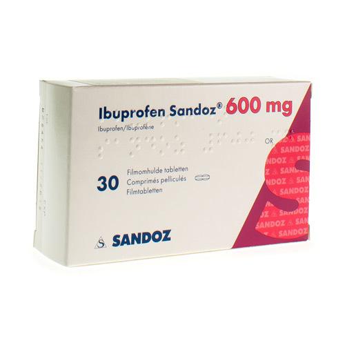 Ibuprofen Prix Belgique