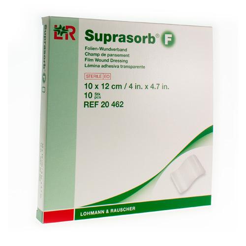 Suprasorb F Compr 10X12Cm 10Stuk R20462