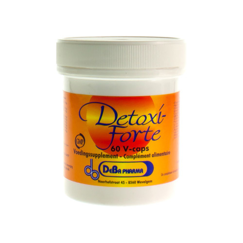 Detoxiforte Deba (60 Capsules)
