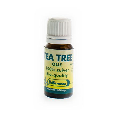 Tea Tree Olie (10 Ml)