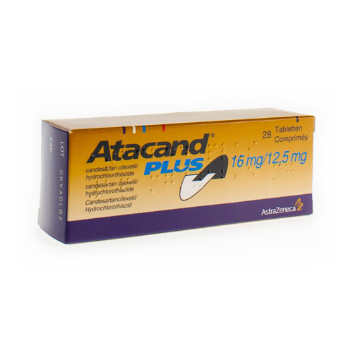 Atacand Plus 16 Mg / 12,5 Mg  28 Tabletten