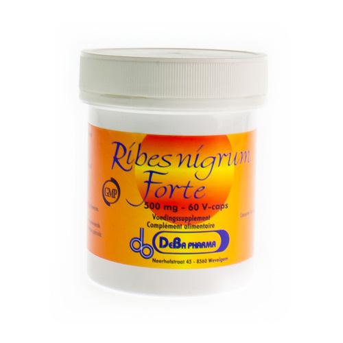 Ribes Nigrum Forte 500 Mg Deba 60 Tabl