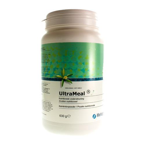 Ultrameal Vanille (630 Gram)