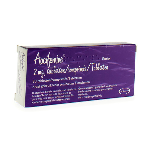 Aacifemine 2 Mg  30 Tabletten