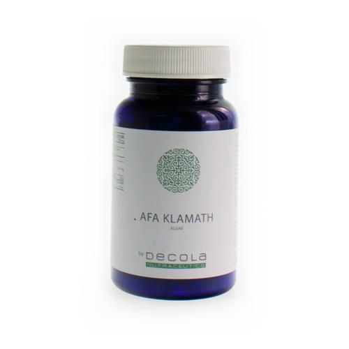 Afa Klamath Decola 400 Mg  60 Capsules