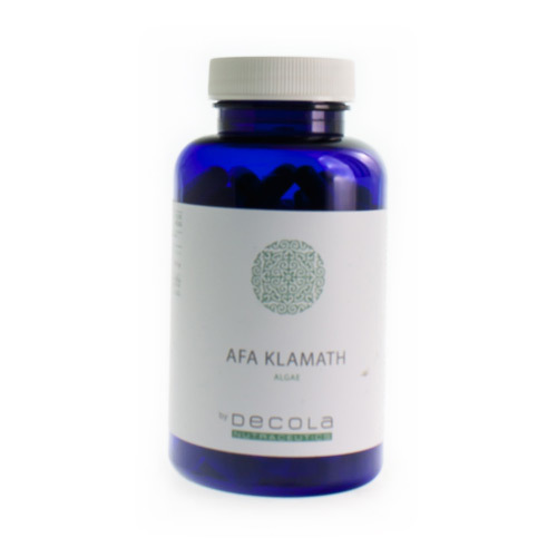 Afa Klamath Decola 400 Mg  120 Capsules
