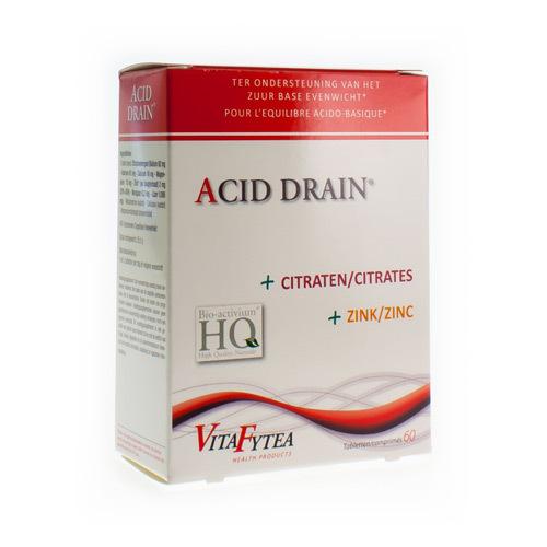 Vitafytea Acid Drain (60 Comprimes)