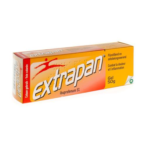Extrapan Gel 5% (50 Grammes)