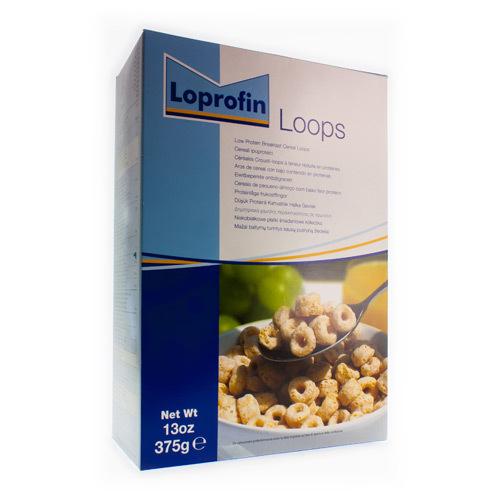Loprofin Loops CeìReìAles Pour Petit-DeìJeuner (375 Grammes)