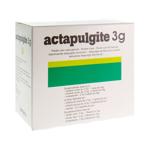 Actapulgite 3 g (30 zakjes)