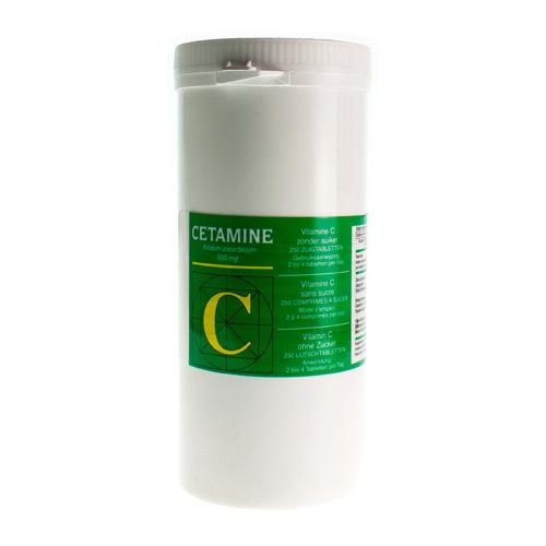 Cetamine Comp 250X500 mg
