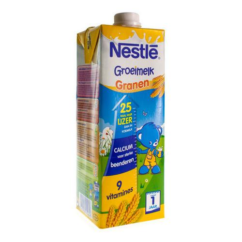 Nestle Groeimelk + Granen 223500 1L