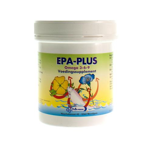 Deba Epa-Plus 3-6-9 (90 Capsules)