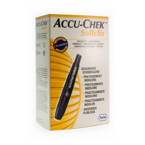 Accu-Chek Softclick Kit