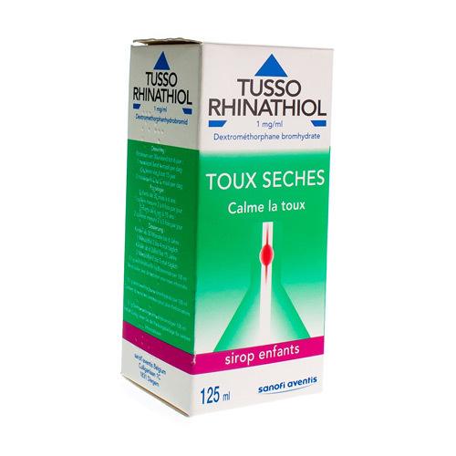 Tusso Rhinathiol 1 Mg/Ml (125 Ml)