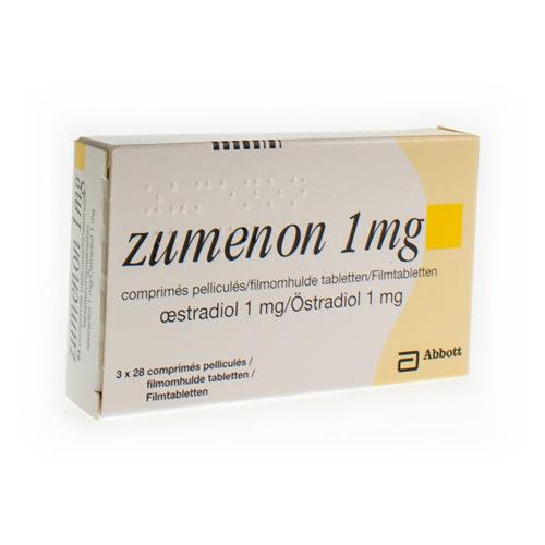 Zumenon 1 Mg (3 X 28 Comprimes)