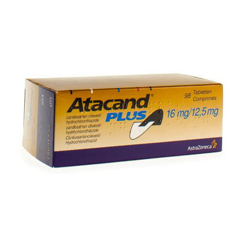 Atacand Plus 16 Mg / 12,5 Mg  98 Tabletten