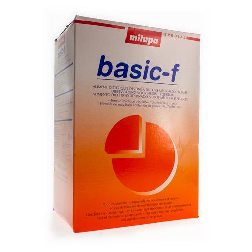 Milupa Basic-F (600 Grammes)