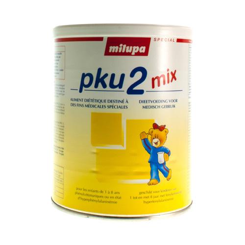 Milupa Pku 2-Mix (400 Grammes)
