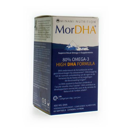 Mordha Prenatal (60 Capsules)