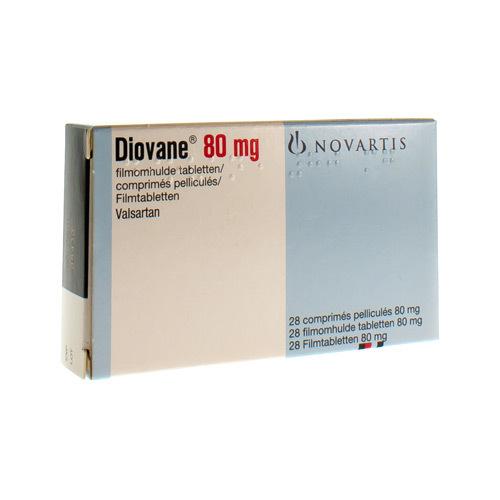 Diovane 80 Mg  28 Comprimes