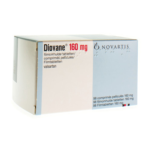 Diovane 160 Mg  98 Tabletten