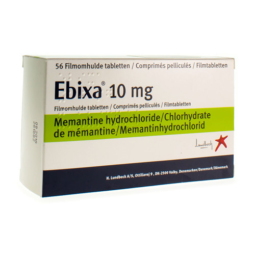 Ebixa 10 Mg (56 Comprimes)