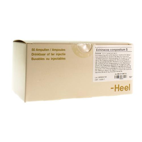 Echinacea Compositum S Amp 50X2,2ml Heel