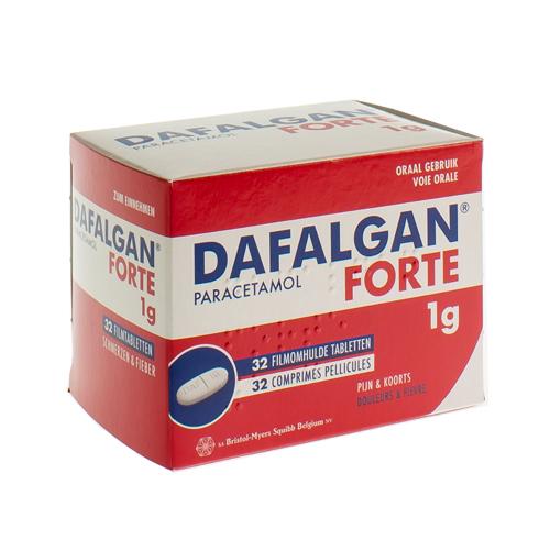 Dafalgan Forte 1 G  32 Comprimes