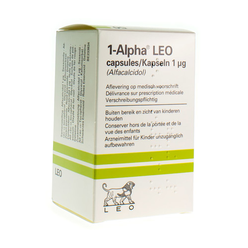 Alpha 1 Leo 1 Mcg  50 Gelules