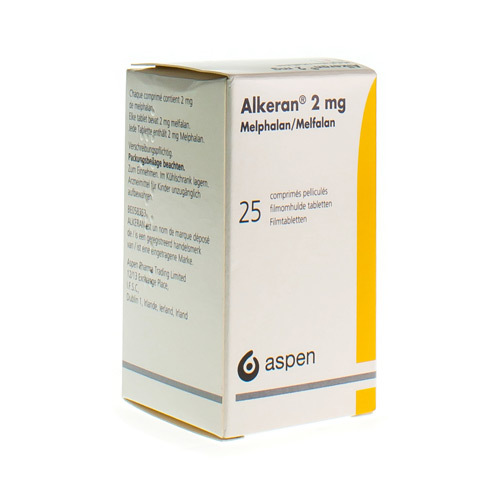 Alkeran 2 Mg (25 Tabletten)
