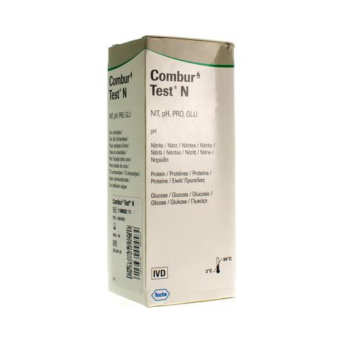 Combur 4 Test N Strips  50 Stuks