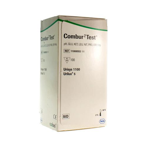 Combur 7 Test Strips  100 Stuks