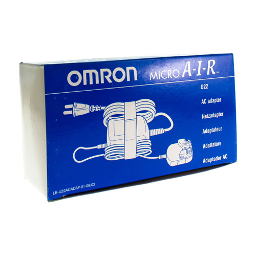 Adaptateur Pr Aerosol Omron U22