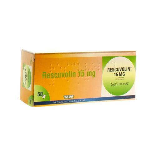 Rescuvolin 15 Mg (50 Comprimes)