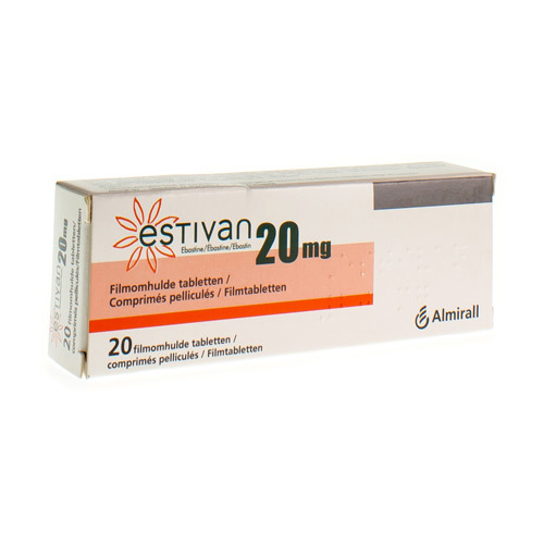 Estivan 20 Mg (20 Tabletten)