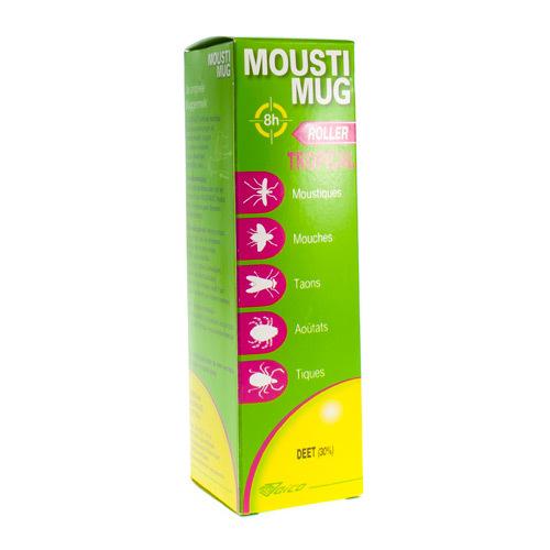 Moustimug Tropical Roller (50 Ml)
