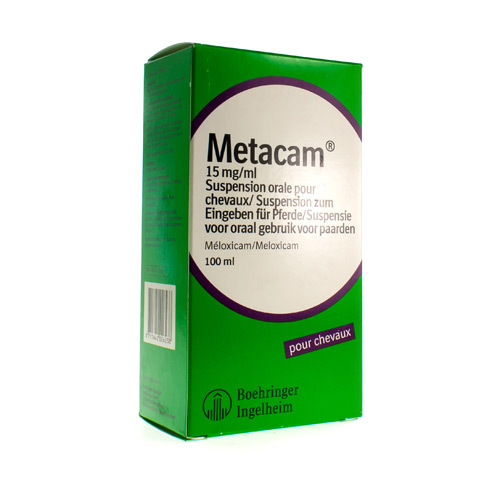 Metacam Veterinaire 15 Mg/Ml (100 Ml)