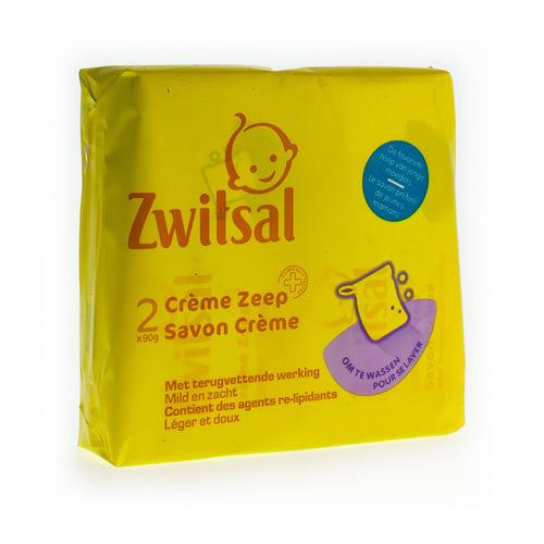 Zwitsal Savon (2 X 90 Grammes)