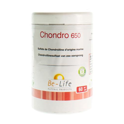 Chondro 650 Be-Life  60 Capsules