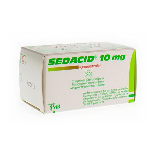 Sedacid 10 Mg (28 Comprimes)