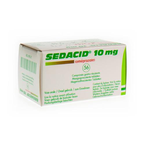 Sedacid 10 Mg (56 Comprimes)