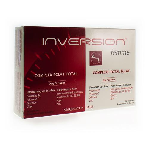 Inversion Femme Total Beauty (90 Tabletten)