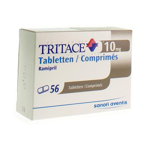 Tritace 10 Mg (56 Comprimes)