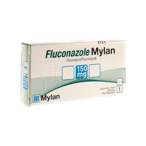 Fluconazole Mylan 150 Mg (1 Gelule)