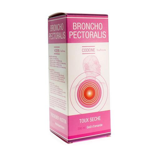 Broncho Pectoralis Codeine Sir 200Ml